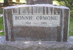 Bonnie <i>Hardy</i> Ormond