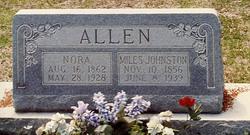 Nora <i>Weaver</i> Allen