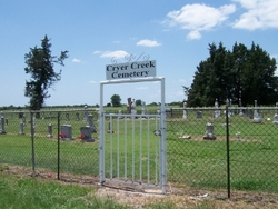 Cryer Creek Cemetery