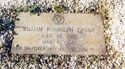 William Randolph Crump, Sr