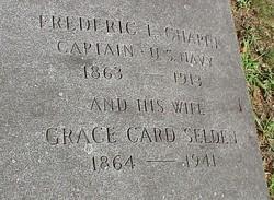 Grace Card <i>Selden</i> Chapin