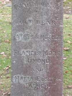 Maria Eustis <i>Parker</i> Dimond