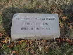 Richard C. Muckerman