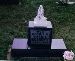 Goldie Nancy <i>Harris</i> Boldrey