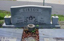 William Jenings Bryan Gibson