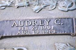 Audrey Lillian <i>Clanton</i> Heafner