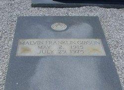 Malvin Franklin Gibson