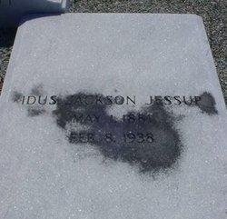 Idus Jackson Jessup