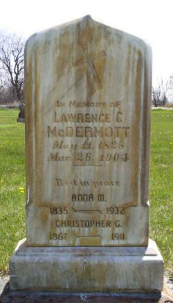 Christopher Gideon McDermott