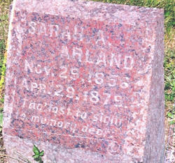 Sarah Ann Arland