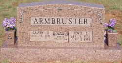 Calvin D Armbruster