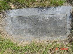 Russell M. Barnes, Jr