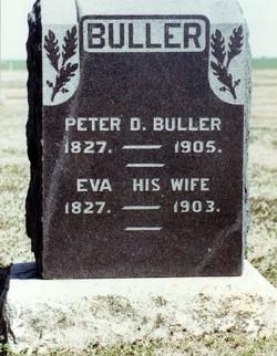 Eva <i>Schmidt</i> Buller
