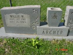 Willie Walter Archer