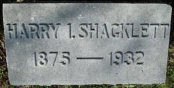 Harry I. Shacklett