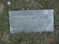 Shannon Archer