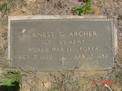 Ernest G. Archer