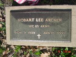 Hobert Lee Archer