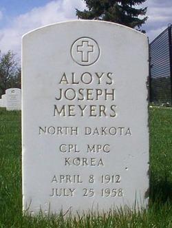 Aloys Joseph Meyers