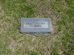 Grace Mary <i>Turner</i> Clonts