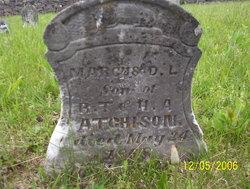 Marcus D. Lafayette Atchison