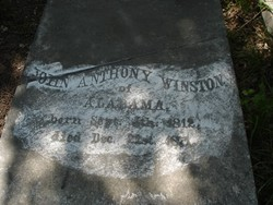 John Anthony Winston