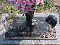 Kathleen Kat <i>Layfield</i> Grace