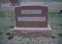 Aletha <i>Payne</i> Burnett