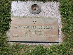 William Lee Boucher