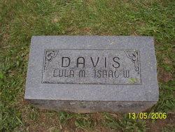 Lula M Davis