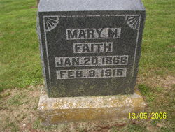 Mary M. Faith