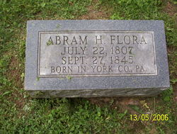 Abraham H. Flora