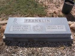 Rodney Grey Franklin