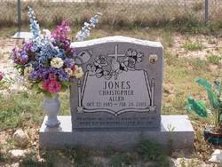 Christopher Allen Jones