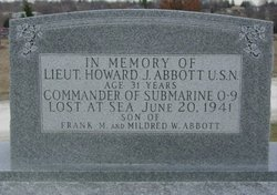 Lieut Howard J Abbott