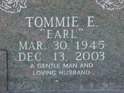 Tommy E. ''Earl'' Holt