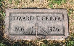 Edward T. Griner