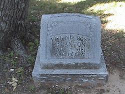 Virginia Rose Blanton