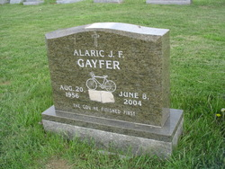 Alaric Jeremy Francis Gayfer