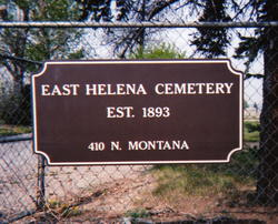 East Helena City Cemetery
