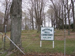 Snyder Hill Cemetery