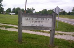New Veale Creek Cemetery