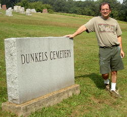 Dunkels Church Cemetery