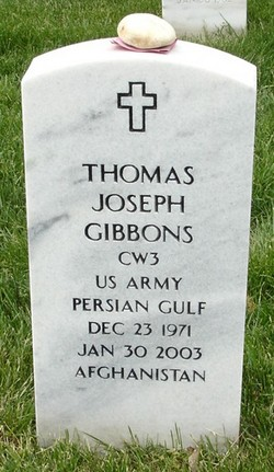 CWO Thomas Joseph Gibbons