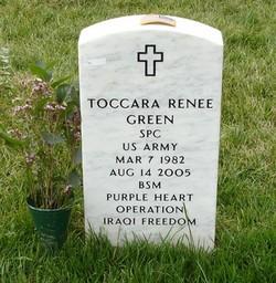 Toccara Renee Green