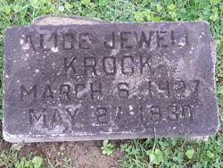Alice Jewel Krock