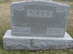 Nettie R <i>Estes</i> Neff