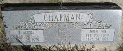 John William Chapman