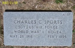 Sgt Charles C Sports