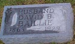 David Brown Baillie